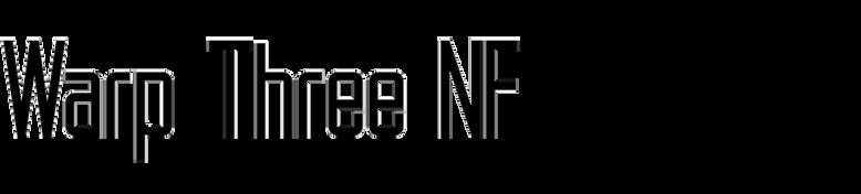 Warp Three NF