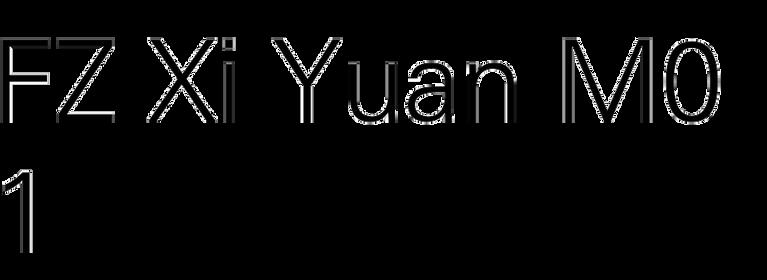 FZ Xi Yuan M01