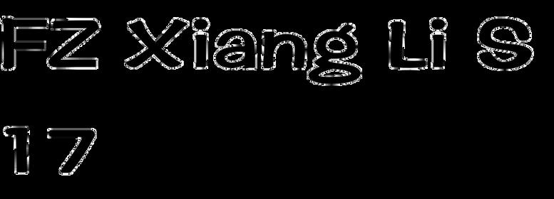 FZ Xiang Li S17