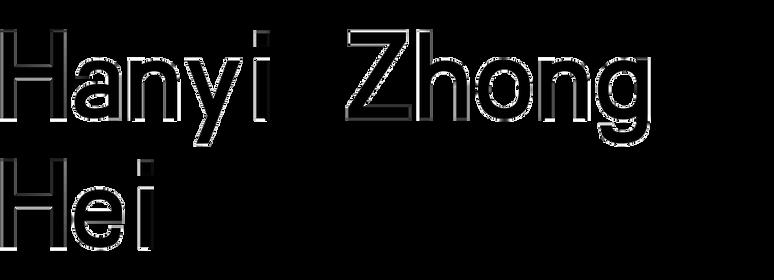 Hanyi Zhong Hei