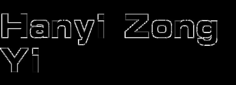 Hanyi Zong Yi