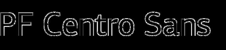 PF Centro Sans