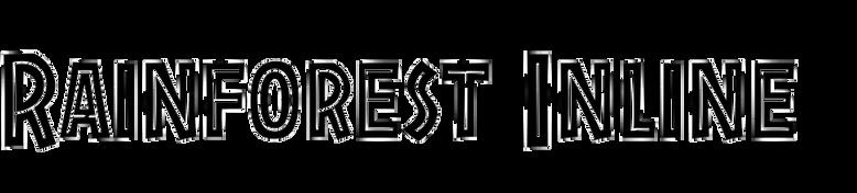Rainforest Inline