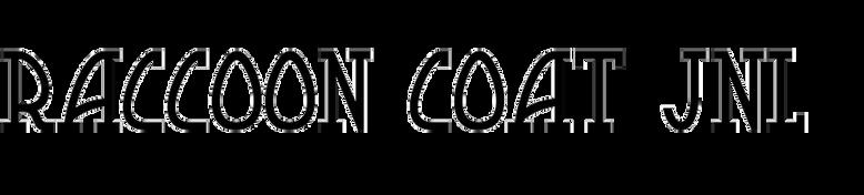 Raccoon Coat JNL