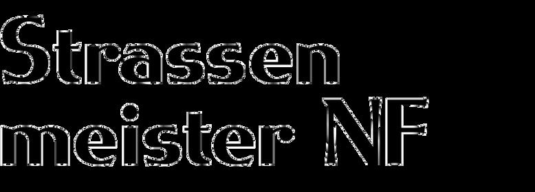 Strassenmeister NF