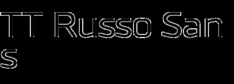 TT Russo Sans