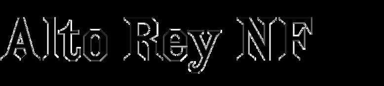 Alto Rey NF