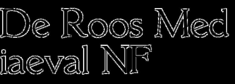 De Roos Mediaeval NF