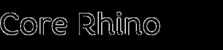 Core Rhino