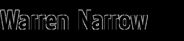 Warren Narrow