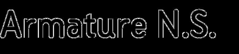Armature Neue Sans