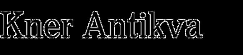 Kner Antikva