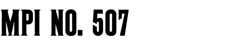 MPI No. 507