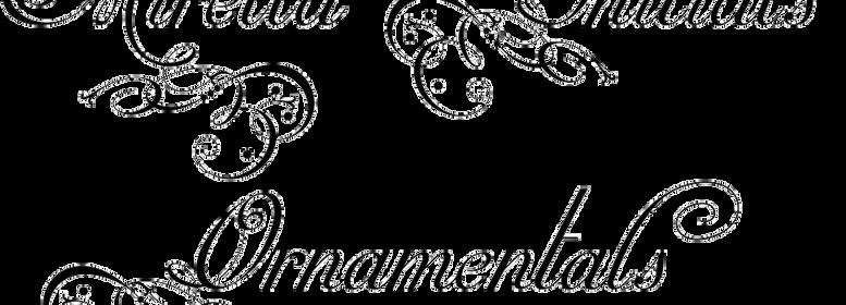Mirella Initials Ornamentals