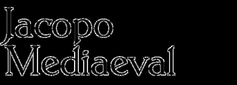 Jacopo Mediaeval NF