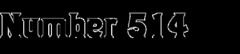 Number 514