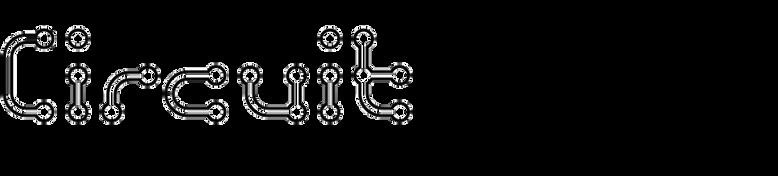 Circuit (Holland Fonts)