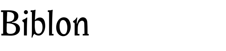 Biblon