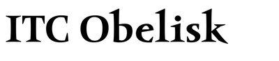 ITC Obelisk