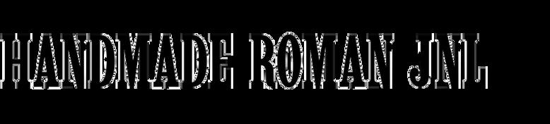 Handmade Roman JNL
