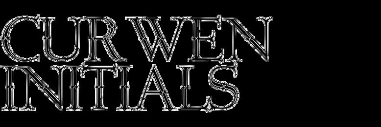 Curwen Initials
