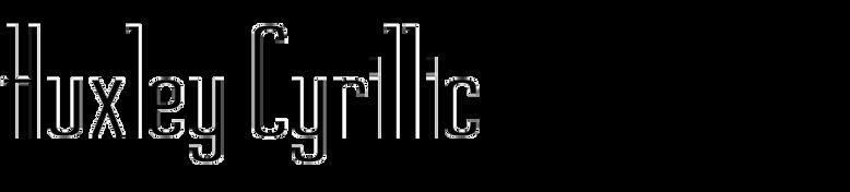 Huxley Cyrillic