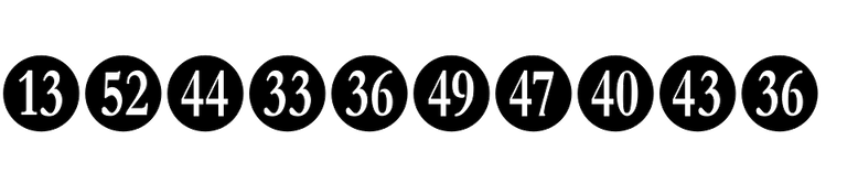 Numberpile