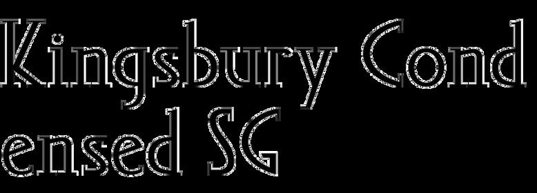 Kingsbury Condensed SG