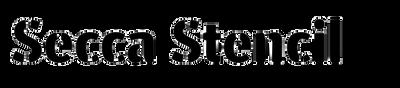Secca Stencil
