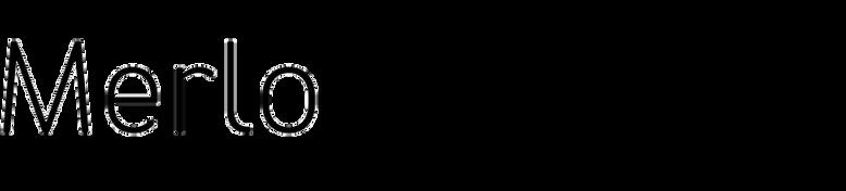 Merlo (Typoforge Studio)