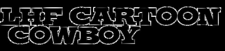 LHF Cartoon Cowboy