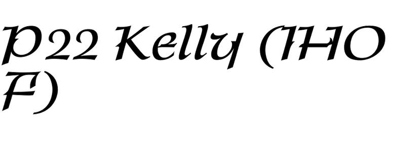 P22 Kelly (IHOF)