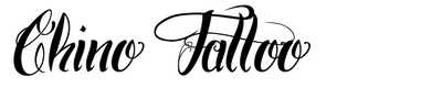 Chino Tattoo