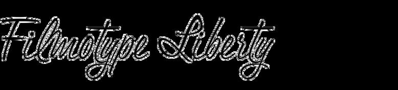 Filmotype Liberty