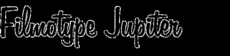 Filmotype Jupiter