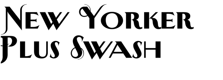 New Yorker Plus Swash