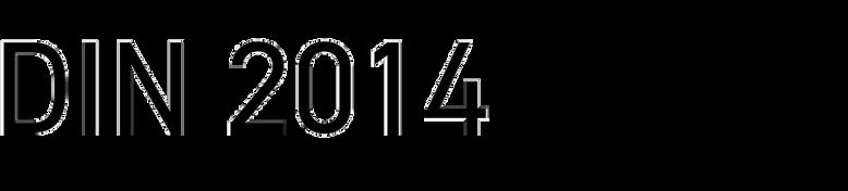 DIN 2014