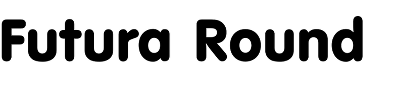 Futura Round (Scangraphic)