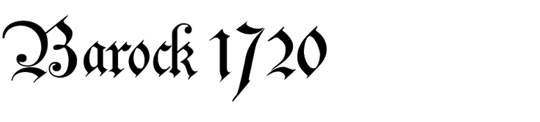 Barock 1720