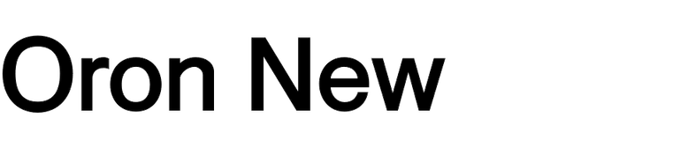 Oron New