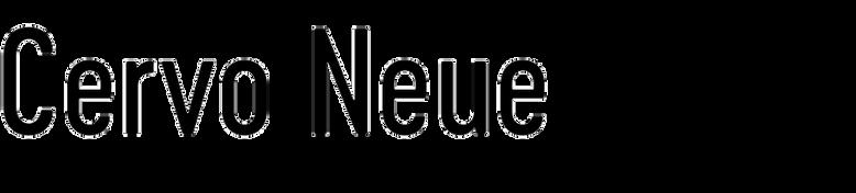 Cervo Neue