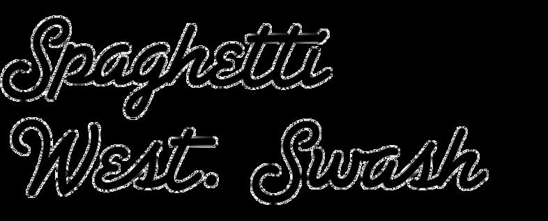 Spaghetti Western Swash