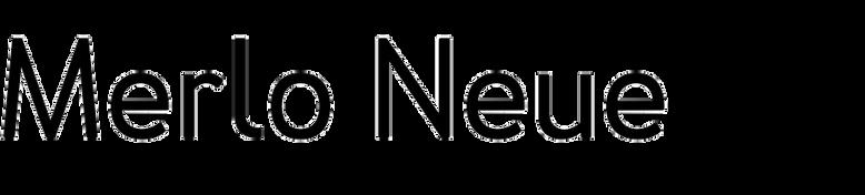 Merlo Neue