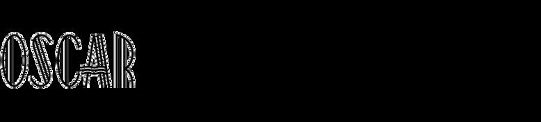 Oscar (Pelavin Fonts)