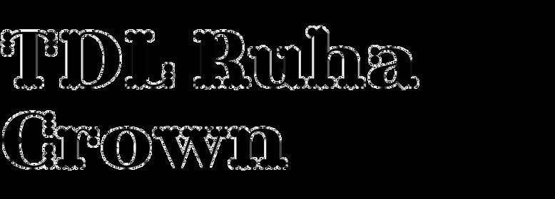 TDL Ruha Crown