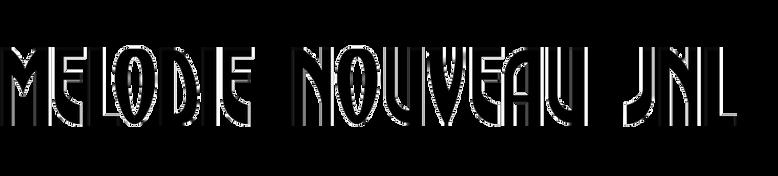 Melodie Nouveau JNL
