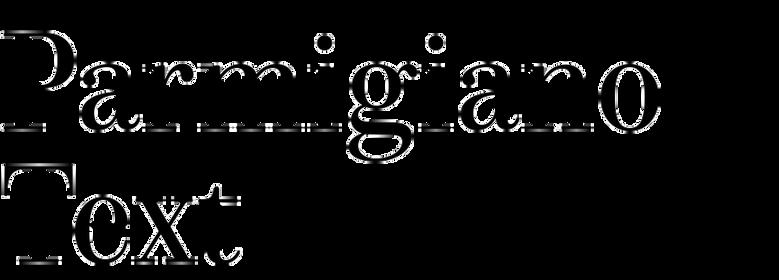 Parmigiano Text