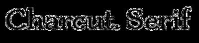 Charcuterie Serif