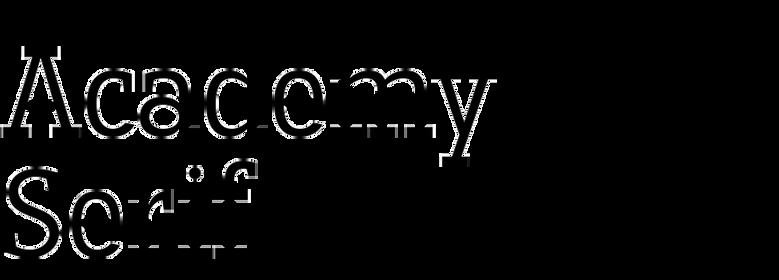 Academy Serif