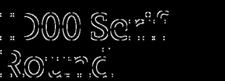 ID00 Serif Round
